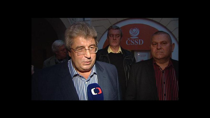Video ODS k rezignaci Josefa Řiháka