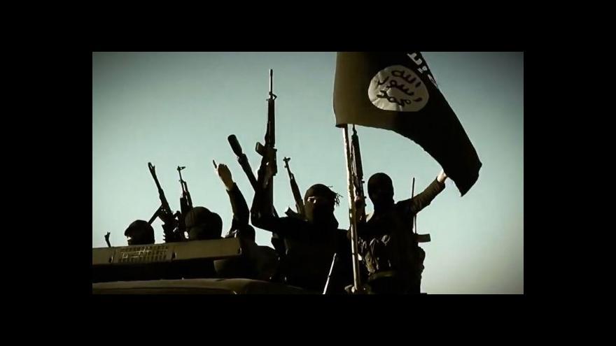Video Kerry jedná v Iráku o koalici a ropě