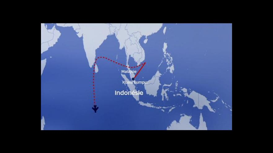 Video Za zmizení letadla je zřejmě zodpovědný kapitán