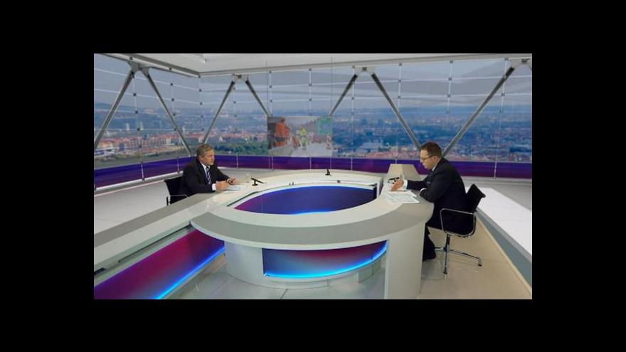 Video Události: Na dopravní stavby má jít více peněz