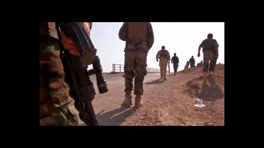 Video Szántó: Situace v Iráku je nepřehledná
