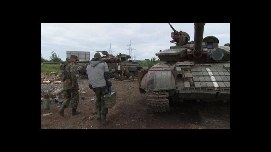 Video Na Ukrajině se i přes příměří stále bojuje