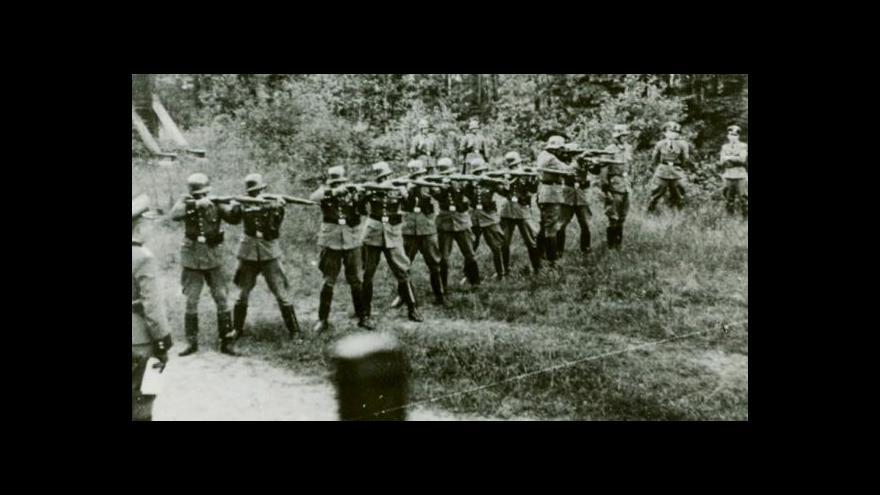 Video Od vyhlazení Ležáků uplynulo 72 let