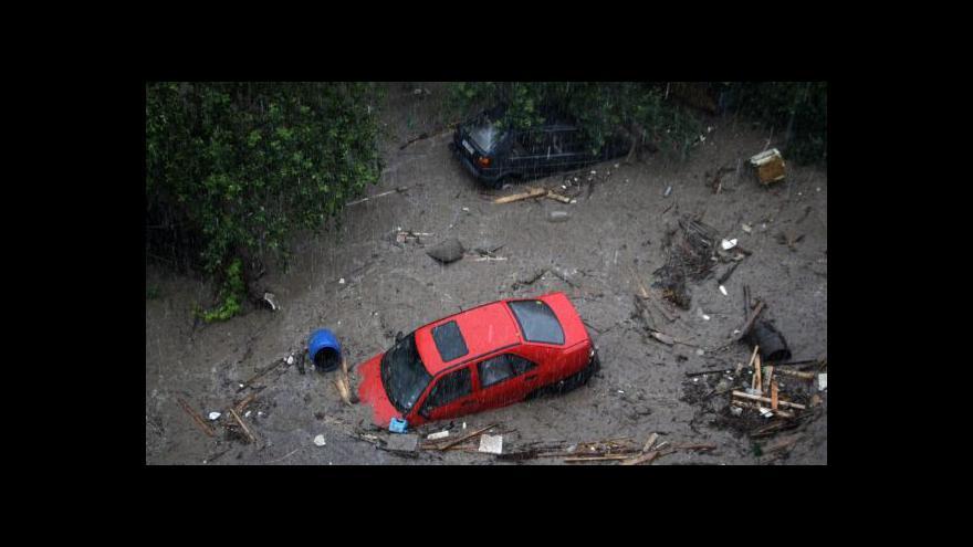 Video Papež: Evakuace se českých klientů nedotkla