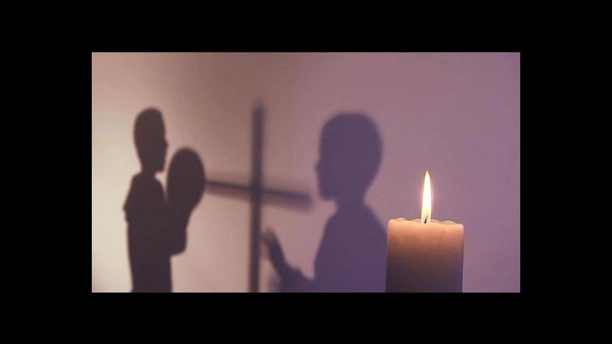 Video Jakubčík: Byla chyba paušalizovat, mluvil jsem o špičkách církve