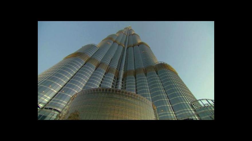 Video Horizont: Technické rekordy Burdž Chalífy