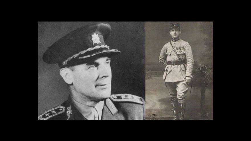 Video Speciál ČT24 k 65 letům od smrti Heliodora Píky