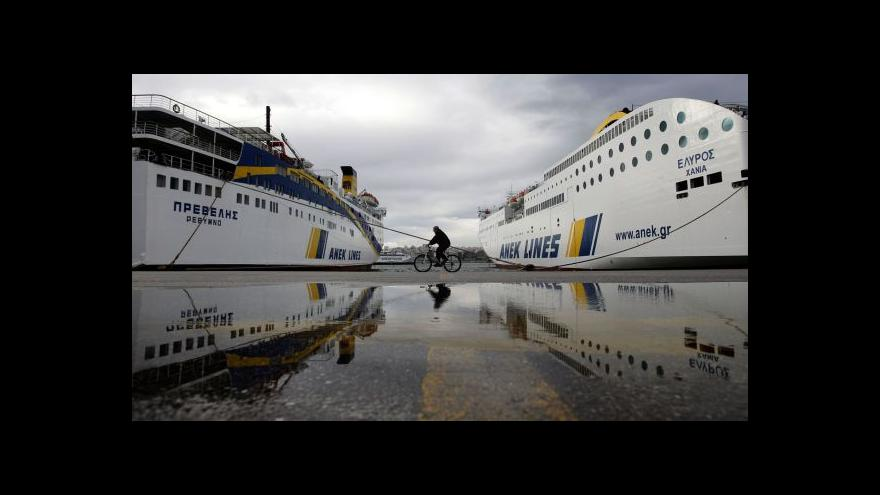 Video V Řecku se chystá obří privatizace