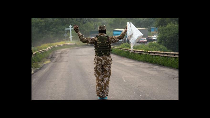 Video Zprávy 23: Porošenko vyhlásil týdenní příměří
