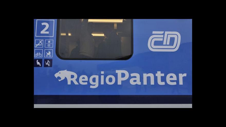Video Jižní Morava získá sedm nových vlaků