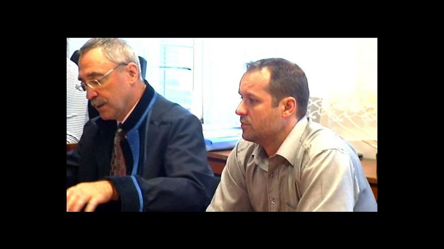 Video Bývalý šéf sportovišť ze Studénky dostal 5,5 roku za zpronevěru.