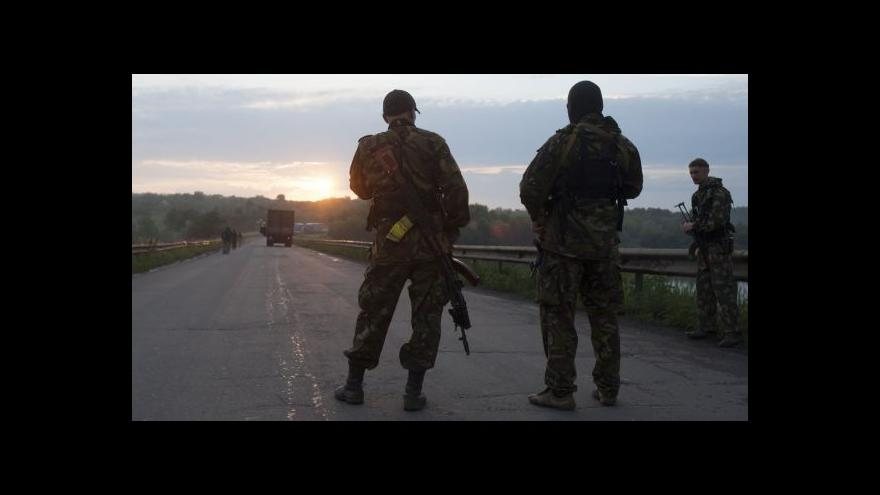Video Generál Šedivý: Bez přeshraniční podpory se povstalci brzy vzdají