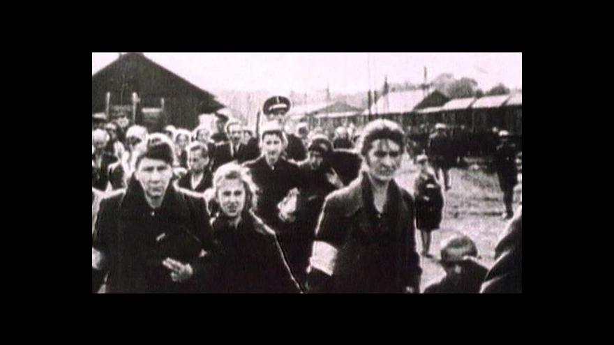 Video Šebek: Vatikán zachraňoval Židy, kterým hrozily deportace