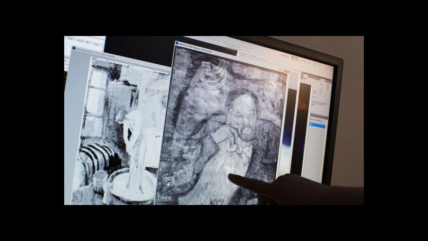 Video Picassovo tajemství Modrého pokoje