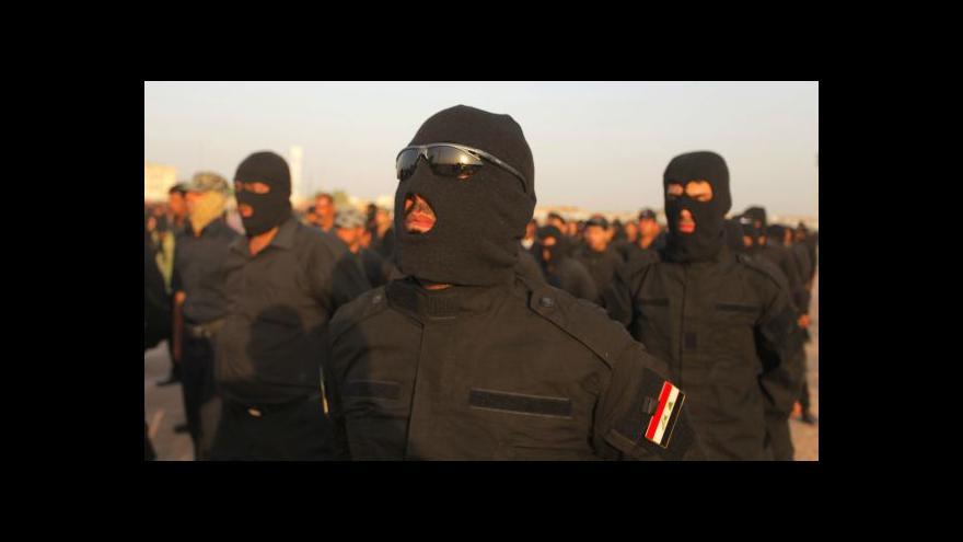 Video Tureček: Do bojů se zatím nepodařilo zatáhnout civilisty