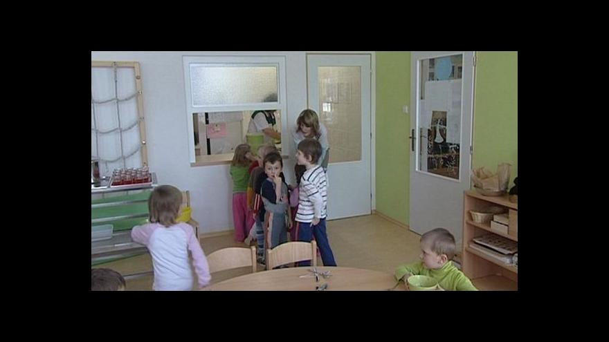 Video Anna Putnová: Je to další možnost, alternativa péče pro předškolní děti