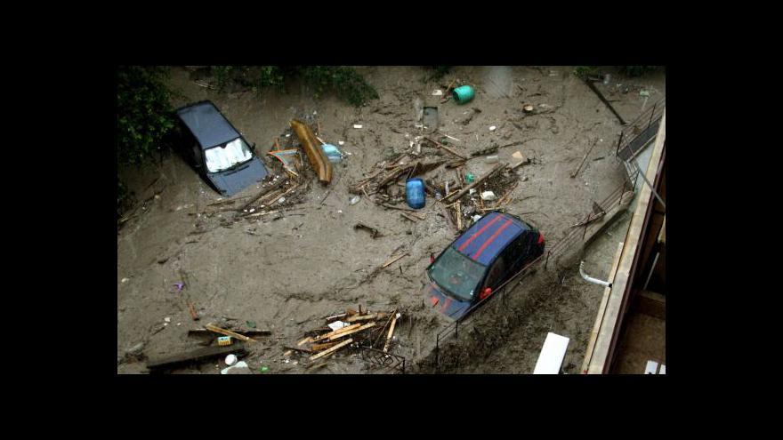 Video Povodně na východě Bulharska si vyžádaly nejméně 12 mrtvých