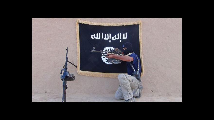 Video Horizont 24: Irácký konflikt se brzy může přenést na Západ