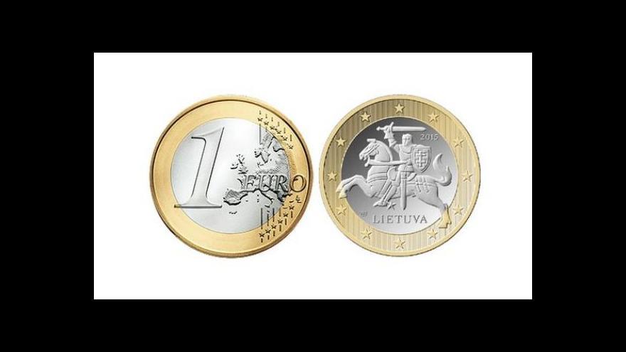 Video Litva se připravuje na euro