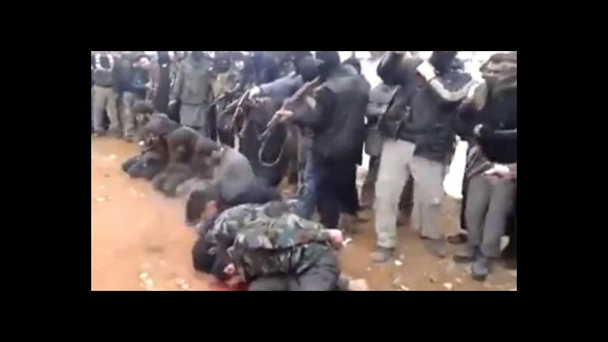 Video Yaser Daniel Reizk: ISIL vyhrává válku díky nízké morálce nepřítele