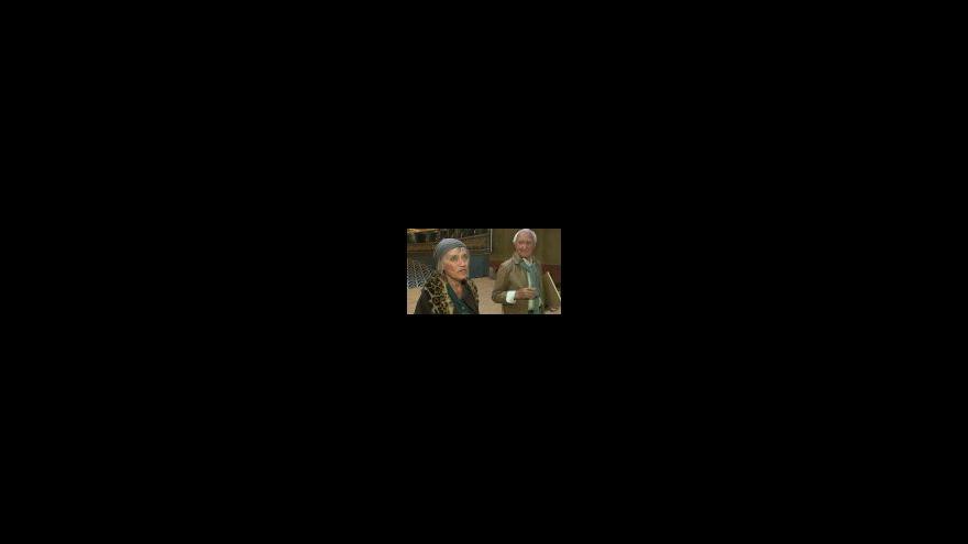 Video Loučení derniérou Gogolova Revizora