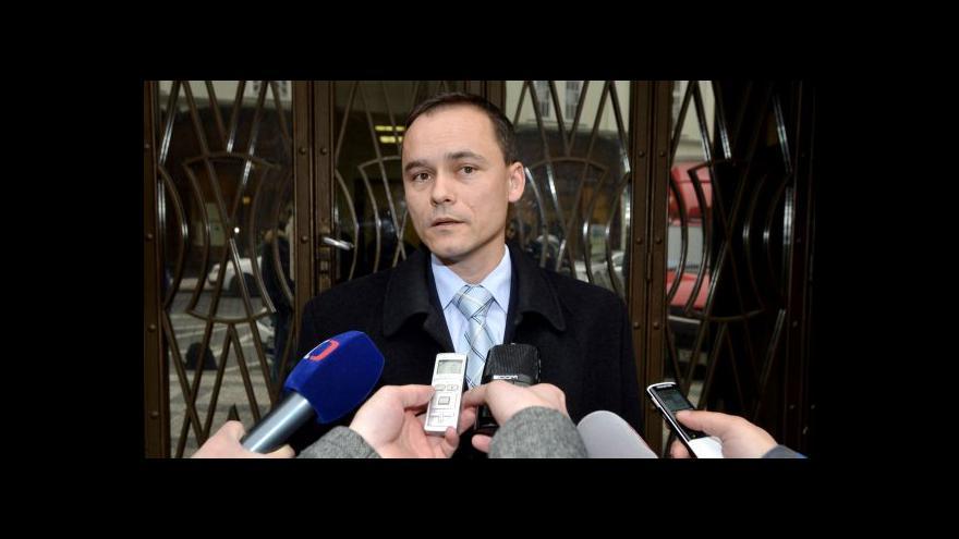 Video Pavel Komár: Odposlechy Nečas -Nagyová do médií pustil obhájce