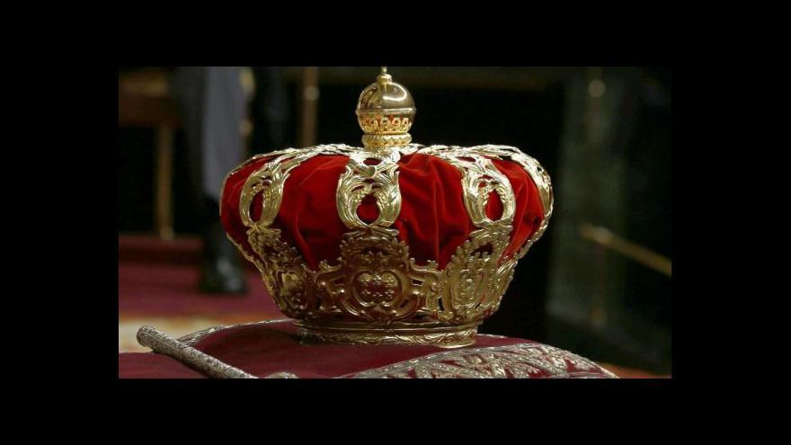 Video Horizont 24: Španělsko má nového krále