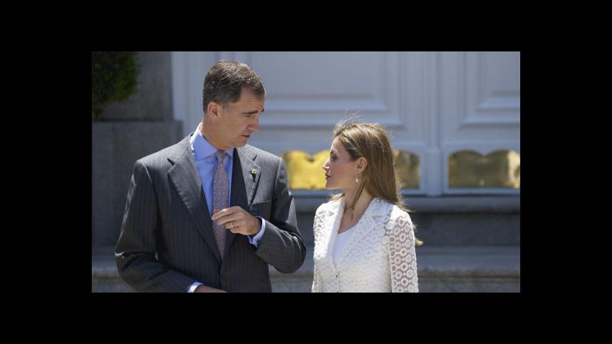 Video Horizont 24: Španělsko má novou královnu
