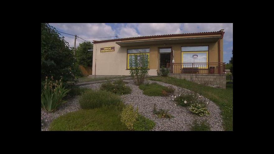 Video Radnice malých obcí se snaží udržet zbývající prodejny