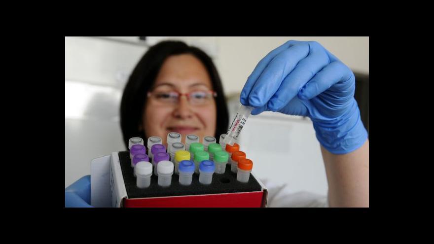 Video Průlom v léčbě leukémie