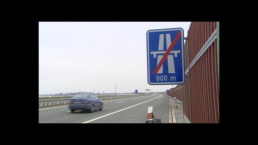 Video Primátor Fink: Dohoda je připravena, dálnice může stát v r. 2016