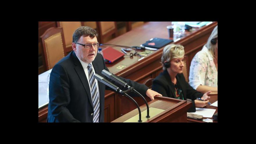 Video Stanjura: Vedení ministerstva spravedlnosti je v troskách
