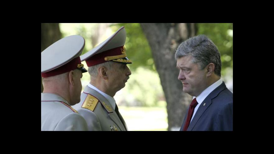 Video OSN varuje před vzrůstajícím násilím na Ukrajině
