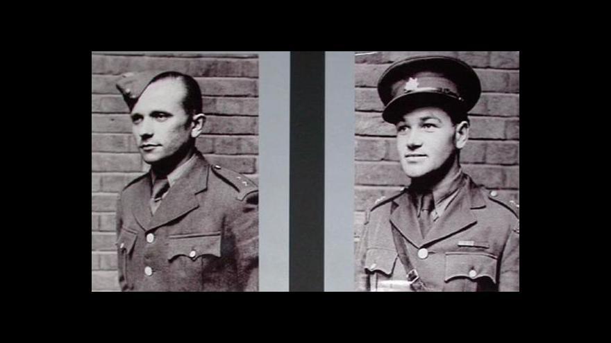 Video Za vlast proti přesile. Před 72 lety padli muži, kteří zabili Heydricha