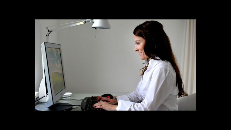 Video Práce z domova –  lepší nápady a větší koncentrace