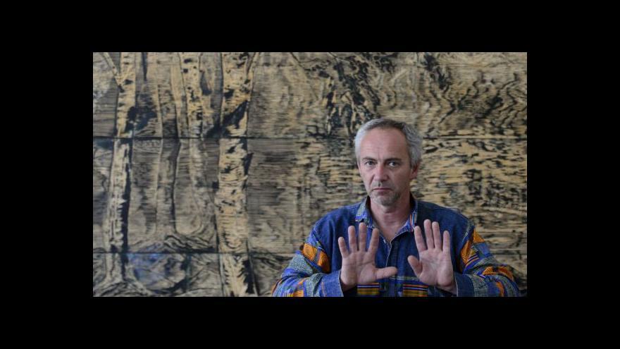 Video Monumentální tisky Jana Vičara v GHMP