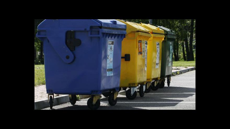 Video Přilepený zákon o odpadech ve sněmovně narazil