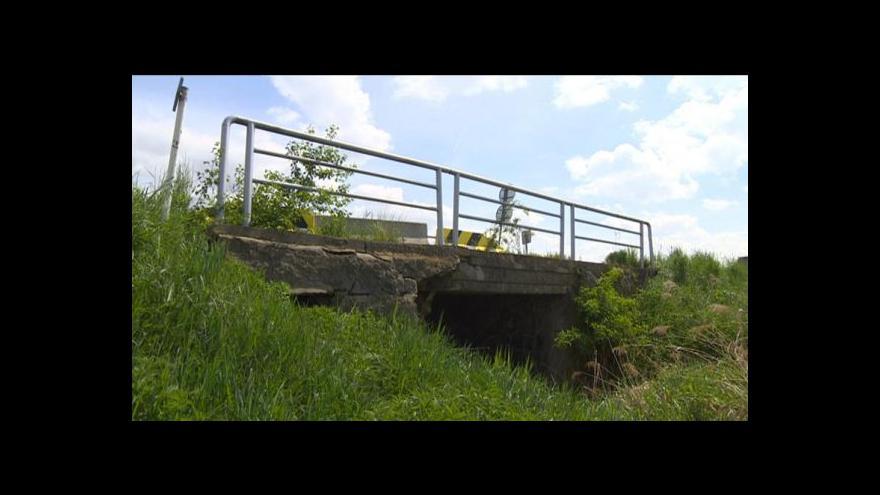 Video Provizorní mosty jako šance pro obce postižené velkou vodou