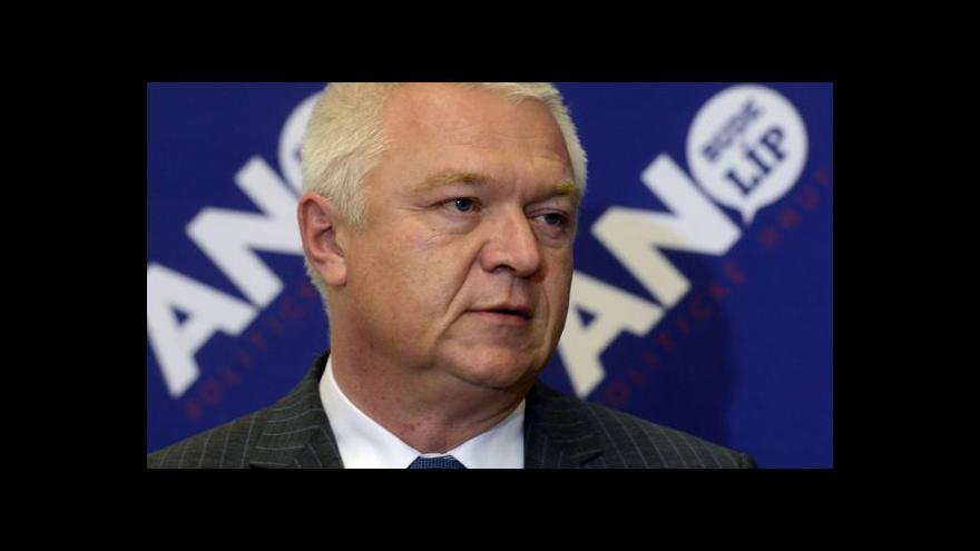 Video Jaroslav Faltýnek: Štern porušil koaliční zvyklosti