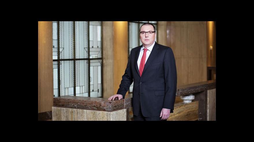 Video Ekonomika ČT24: České banky stále v kondici