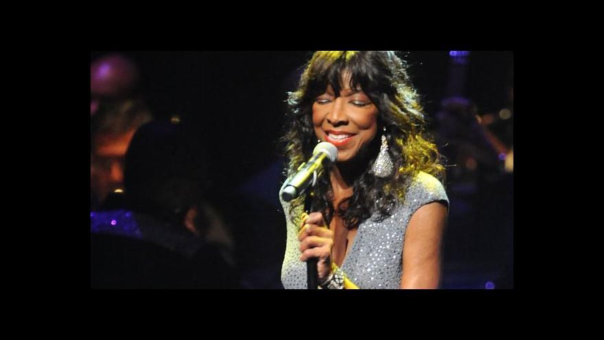 Video Hlavní hvězdou Prague Proms je Natalie Cole