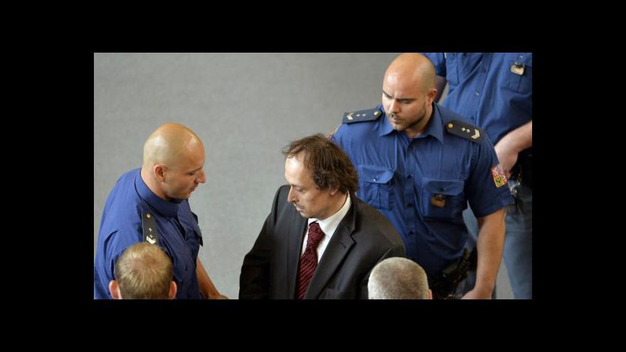Video Ostře sledovaný proces s únosci podnikatelů