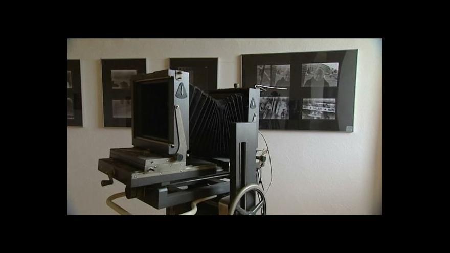 Video Výstava Analog se vrací ke klasické analogové fotografii