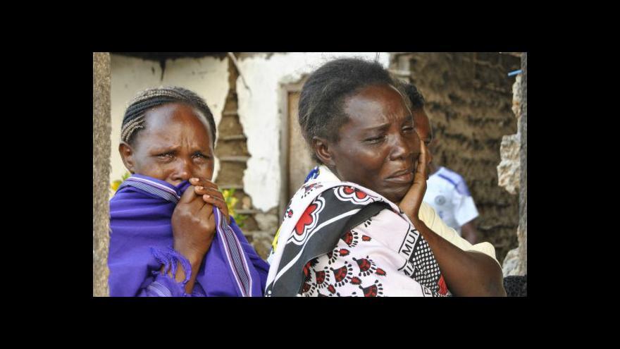 Video Pět desítek mrtvých po útoku v keňském letovisku