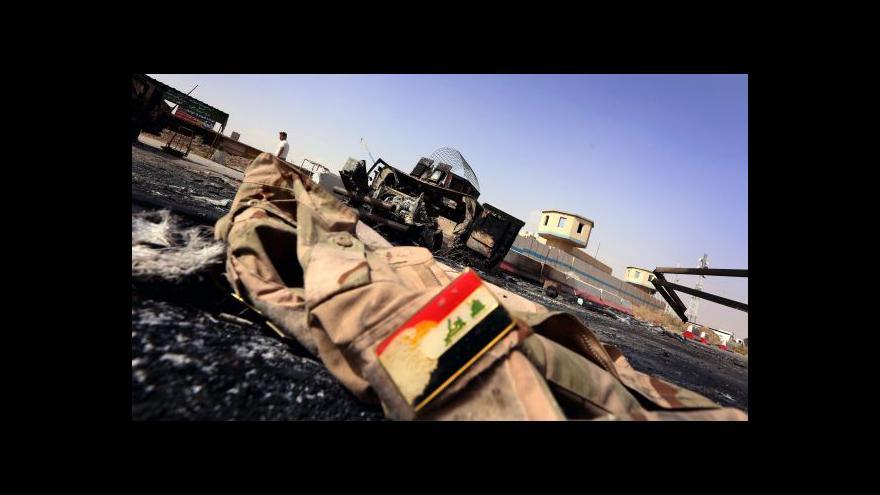 Video Novinářka Jazairiová: Náboženství je u ISIL jen nástroj. Jde hlavně o moc