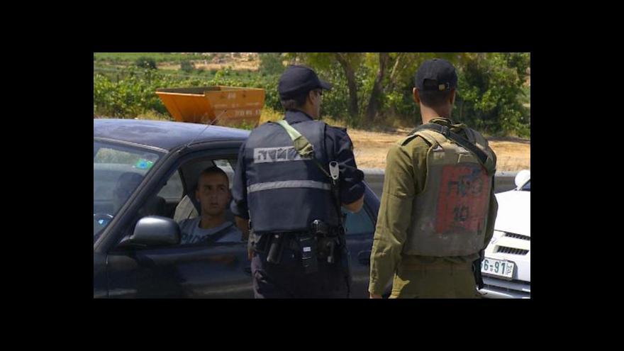 Video Události: V Izraeli pokračuje pátrací akce