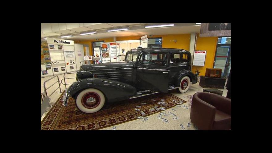 Video Začíná výstava American Classic Cars