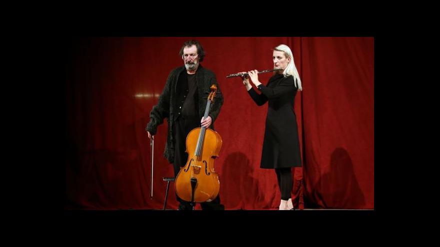 Video Anna a Bolek Polívkovi na jedné scéně
