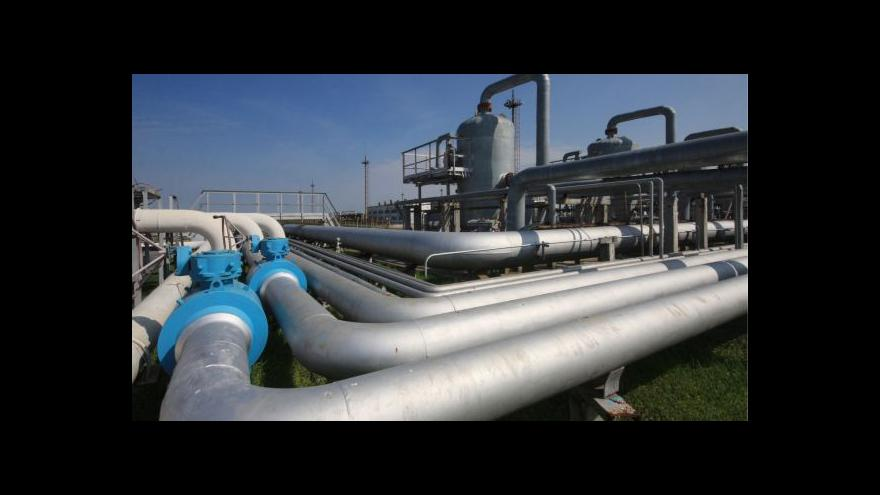 Video TK ruského ministra energetiky a ředitele Gazpromu