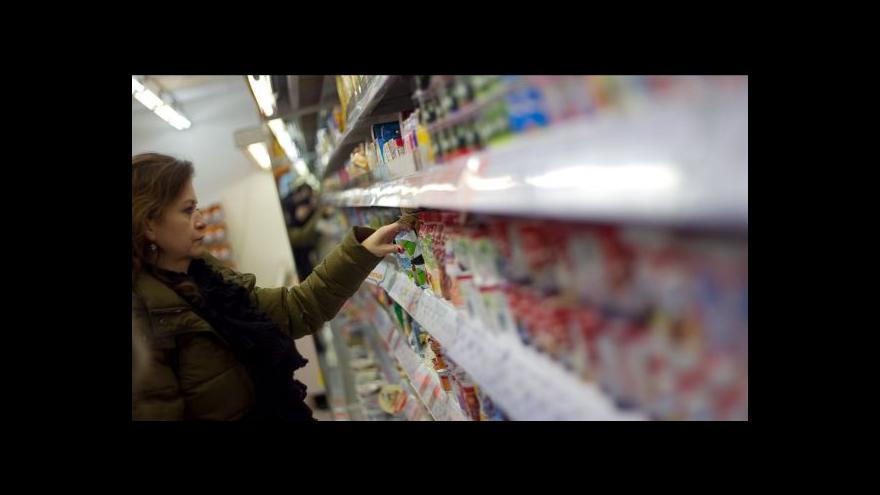 Video Novela zákona o potravinách se blíží